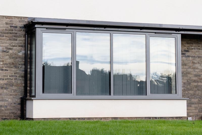 پنجره آلومینیومی | درب و پنجره آلومینیومی | نمای آلومینیومی | پنجره آلومینیومی ترمال بریک
